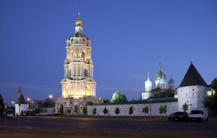 The Novospassky Monastery
